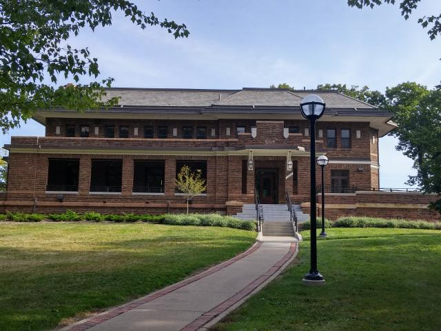 Trotter Multicultural Center building